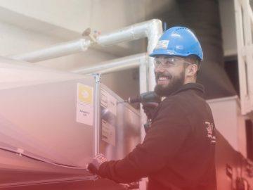 Eksperter på ventilasjon & Blikkenslagertjenester